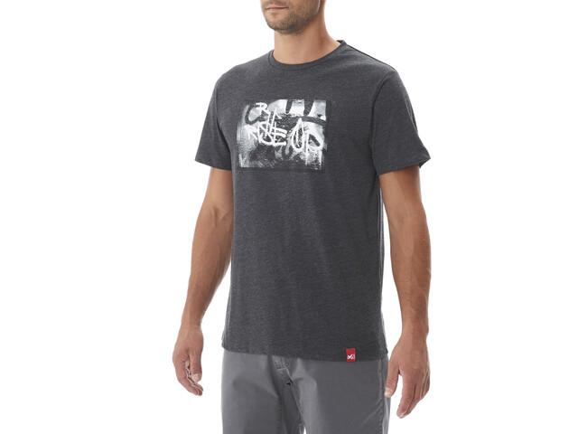 Millet Millet Urban M Limited TS Kortærmet T-shirt Herrer grå